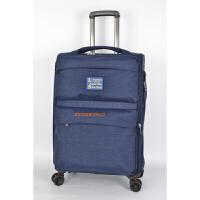 特大号拉杆箱万向轮30寸旅行箱包26寸超大托运布行李箱子28寸出国