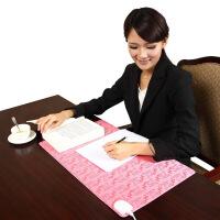 小金猴电热暖桌垫加热书写垫暖手桌垫办公室KT 暖桌宝发热垫电脑桌垫36*60CM