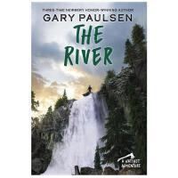 【现货】英文原版 手斧男孩2:冒险河 The River ( Hatchet Adventure ) 12-17岁适读
