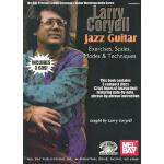 【预订】Larry Coryell: Jazz Guitar: Exercises, Scales, Modes, &