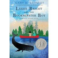 Lizzie Bright and the Buckminster Boy 我摸到了一条鲸鱼 纽伯瑞奖小说