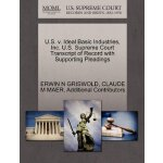 U.S. v. Ideal Basic Industries, Inc. U.S. Supreme Court Tra