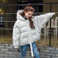 冬季羽绒女短款2018新款韩版学生棉袄宽松面包服棉衣冬装外套