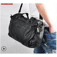 韩版潮男包 单肩包 斜挎包 手提包 时尚旅行包包 新款休闲