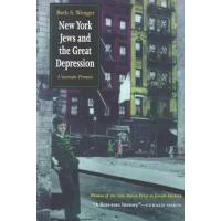 【�A�】New York Jews and the Great Depression: Uncertain Promis