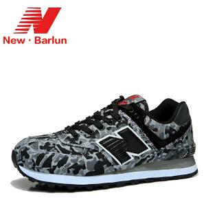 纽巴伦 新款百搭英伦休闲跑步鞋N字鞋nb男鞋nb女鞋情侣运动鞋nb574/374跑步鞋 迷彩系列