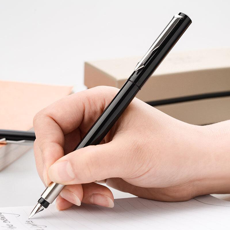 PARKER 派克 威雅黑色胶杆墨水笔/钢笔免费刻字(联系客服mm备注),闪电发货!