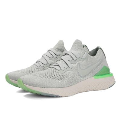 Nike耐克2019年新款女子W NIKE EPIC REACT FLYKNIT 2跑步鞋BQ8927-005 秋装尚新 潮品来袭 正品保证