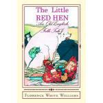 【预订】The Little Red Hen: An Old English Folk Tale
