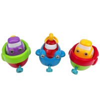 【当当自营】宝乐童益智玩具迷你船2-6岁儿童玩具车6805
