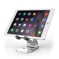 手机平板电脑金属支架 ipad桌面床头通用 苹果懒人直播架子