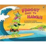 【预订】Froggy Goes to Hawaii