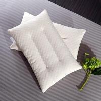 护颈单人枕头乳胶枕芯记忆棉保护枕儿童48*74
