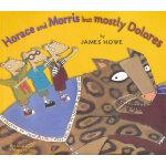 Horace And Morris But Mostly Dolores 贺拉斯、莫里斯还有多洛雷斯(美国《学校图书馆期刊》年度图书) ISBN 9780689856754