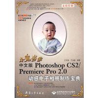 小鬼当家:中文版Photoshop CS2/Premiere Pro2.0动感电子相册制作宝典(附光盘)