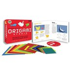 Origami Studio Kit: 30 Step-by-Step Lessons with an Origami
