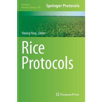 【预订】Rice Protocols 预订商品,需要1-3个月发货,非质量问题不接受退换货。