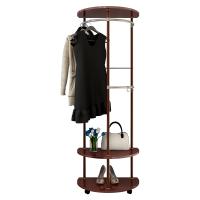 衣架落地 卧室衣帽架转角简易衣服架子置物架挂包架创意 挂衣架