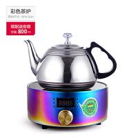 家用电热茶炉煮面炉光波炉铁壶电陶炉煮茶智能静音