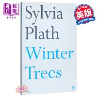 【中商原版】西尔维娅 普拉斯 冬树(诗集)Winter Trees 英文原版 西尔维娅普拉斯 SylviaPlath