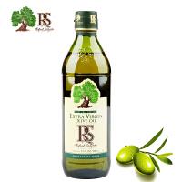 【西班牙进口】RS 特级初榨橄榄油玻璃瓶500ML 原瓶原装 无糖 食用油 孕妇 儿童
