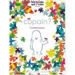【现货】法语原版 伙伴(AR互动绘本) Copain 趣味儿童精装绘本22P 三岁以上 9782226325150 亲