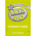【预订】Let's Go, Let's Begin Student Cards