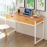亿家达电脑桌 台式家用简约现代桌子办公桌简约写字桌书桌笔记本电脑桌