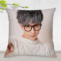 抱枕定制来图定做创意个性双面沙发印照片diy枕头生日礼物