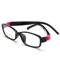 2018新品儿童眼镜平光镜 柔软男女童防护目电脑手机平光护目镜