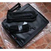原装ThinkPad X250 X260 X270笔记本小皮包12寸IBM电脑包保护套电源理线收纳 黑色 正品行货送原