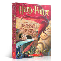 哈利波特与密室 英文原版 Harry Potter and the Chamber of Secrets 美国版 JK