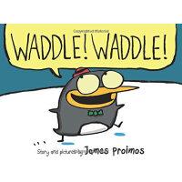 Waddle! Waddle! 摇摇摆摆找朋友 ISBN9780545418461