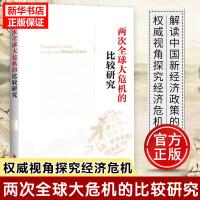 两次全球大危机的比较研究 中国经济出版社