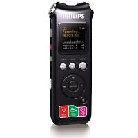 飞利浦录音笔VTR8000 8G 高清 降噪专业 摄像PCM无损录音 一键录音 可摄像 影音同步