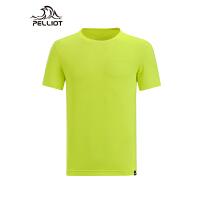 【年中大促】伯希和运动T恤 男女夏季速干短袖透气吸汗休闲健身跑步t恤