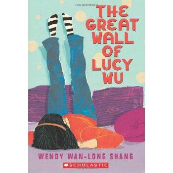 The Great Wall of Lucy Wu [ISBN: 978-0545162166]美国发货无法退货,约五到八周到货