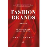 【预订】Fashion Brands: Branding Style from Armani to Zara