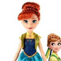 冰雪奇缘生日惊喜系列安娜人偶娃娃