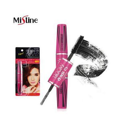 泰国Mistine睫毛膏4D双头纤长浓密 防水防汗卷翘