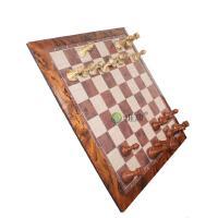 特价包邮 仿桃木国际象棋 大号 2906 磁性国际象棋 立体带磁力 结实耐用