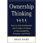 【全新正版】Ownership Thinking Brad Hams 9780071772457 McGraw-Hil