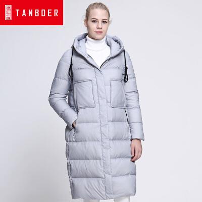 坦博尔羽绒服TD3760初冬来袭 温暖相随