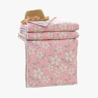 当当优品家纺 新疆棉花夏凉被 可水洗空调被 初春恋曲(粉)150*200cm
