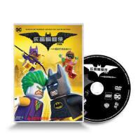 原装正版电影乐高蝙蝠侠大电影DVD9碟片