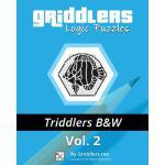 【预订】Griddlers Logic Puzzles - Triddlers Black and White