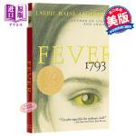 【中商原版】黄热病1793 英文原版 Fever 1793 儿童青少年推荐读物 文学小说 Laurie Halse A