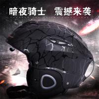 滑雪头盔 保暖护头 男女款极限运动装备滑雪头盔