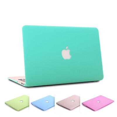 Liweek 苹果笔记本外壳macbook电脑pro air磨砂外套11 13 15寸保护壳 macbook12寸 pro13寸【轻薄透气】【环保材质】【送键盘膜】