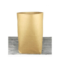 普洱茶包装纸 牛皮纸一桶装散茶七子饼通用福鼎白茶饼加厚纸袋 25个